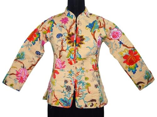 Cotton Girls Jackets