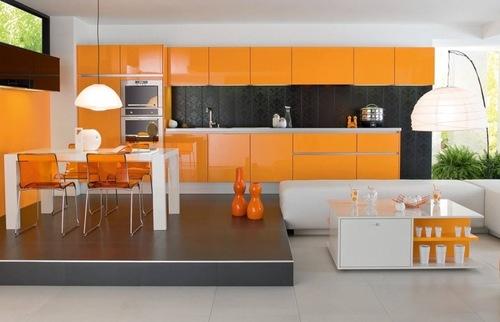 Acrylic Kitchen Furniture