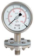 Schaffer / Low Pressure Diaphragm Pressure Gauge