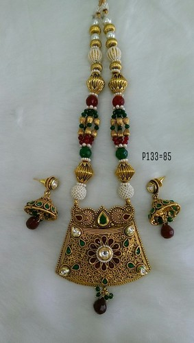 Antique maala set