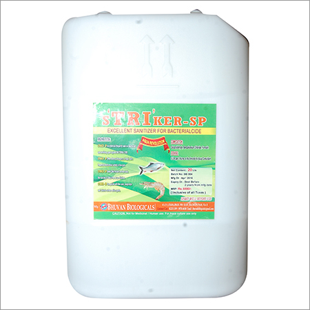 STRIKER - SP Liquid Bactericide Sanitizer
