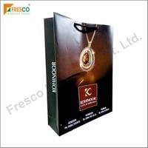 Customize Jewellery Paper Bag