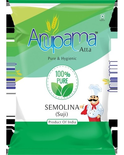 semolina packaging Packet
