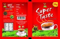 Printed Tea Packaging Pouches
