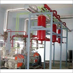 Refrigeration Plant and Climate Control