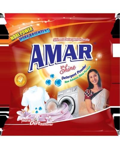 Detergent Packing