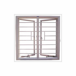 Fixed Steel Windows