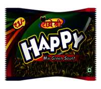 Happy Supari Pouch Packaging