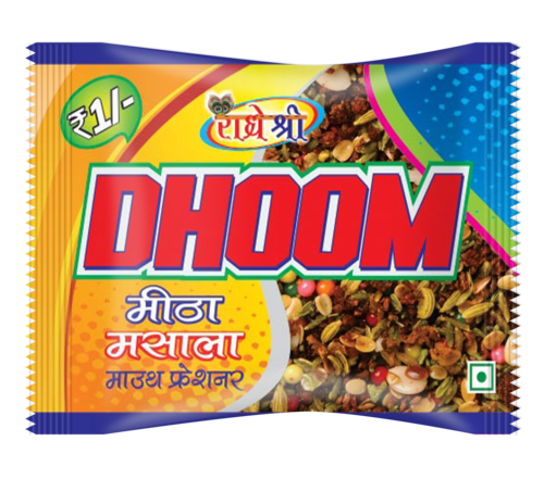 Dhoom Pouch Packaging