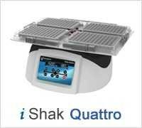 4 Plate Shaker