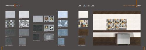 Digital Color Wall Tiles