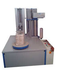 Box Stretch Wrapping machine Motorized