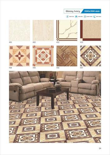 60x60 Polished Porcelain  Floor Tiles