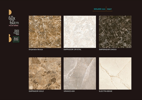Marble Finish Floor Tile