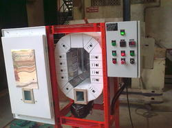 Light Objects Infrared Paint Curing Ovens