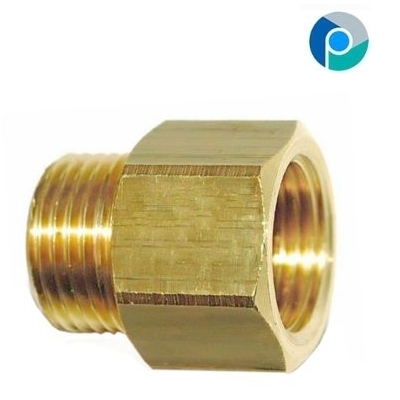 Brass Hex Adaptor