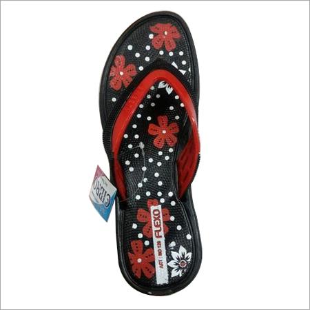 Eva Fancy Slippers