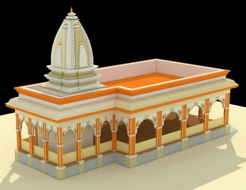 Temple Building Construction Services