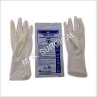 LATEX POWDERED NON STERILE SURGICAL GLOVES