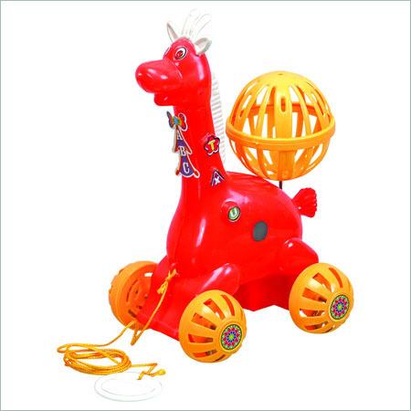 Plastic Toy Giraffe