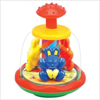 Spin Bunny Toy