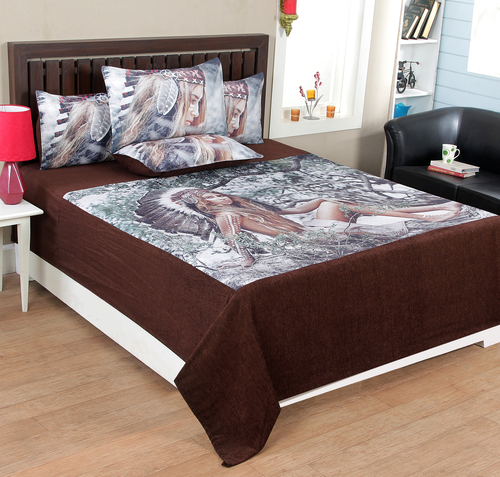 Printed Bedcover