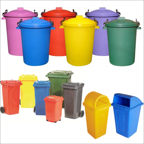 Masterbatches for Dustbins