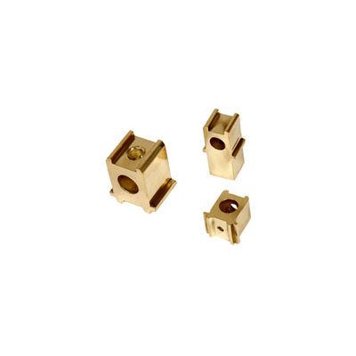 Brass Hrc Fuse Connectors