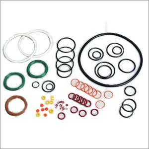 Moulded Rubber Rings