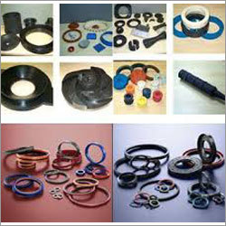 Industrial Molded Rubber