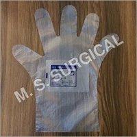 Plastic Examination Gloves