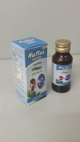 Nuflex Oil (For Muscle Oil)