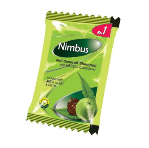 Nimbus Herbal Anti-Dandruff Shampoo with Conditioner