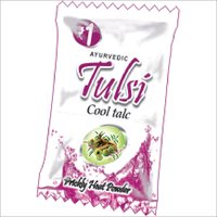 Ayurvedic Tulsi Cool Talc Pouch