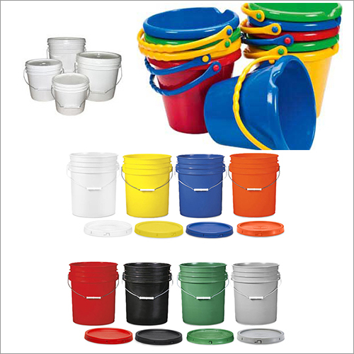 Buckets Masterbatches