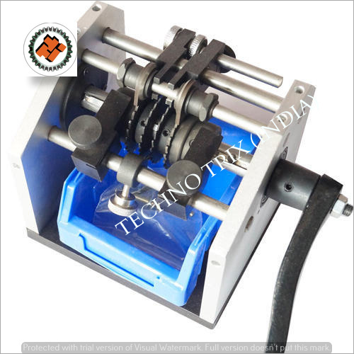 Resistance Cutting and Bending Machine