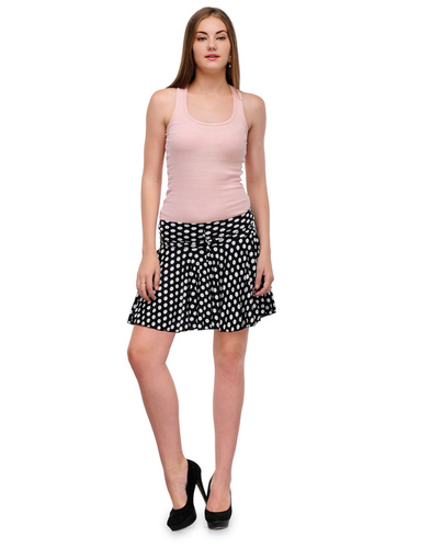 Blk Ladies Skirt