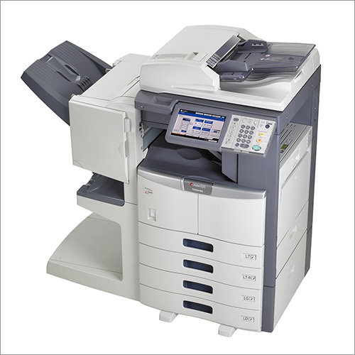 Automatic Color Photocopy Machine