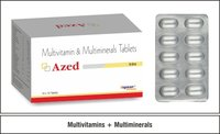 Multivitamin + Multimineral + Anti-oxidant