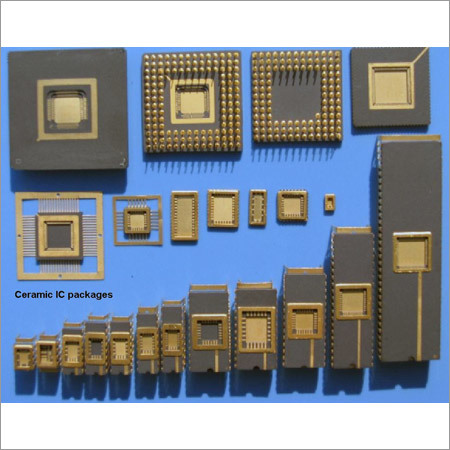 Ceramic IC Packages