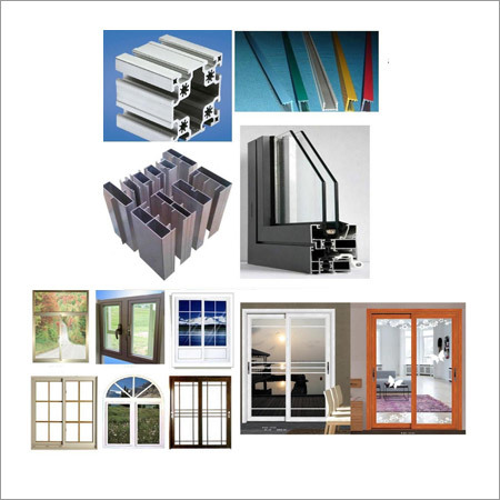 Aluminium Profile & Doors & Windows