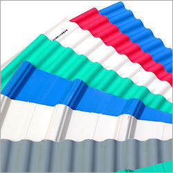 Colour Coated Profile Sheet