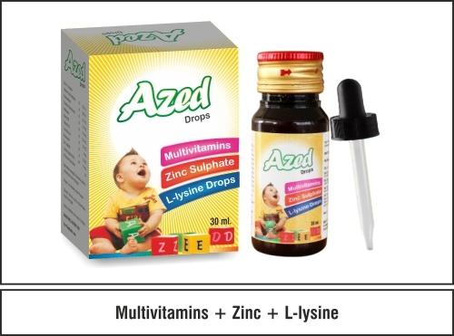 Multivitamins + Multiminereal + L-lysine