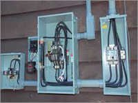 Transformer Oil Filtration Plant House Wiring