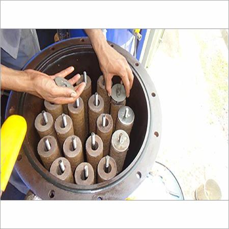 Transformer Oil Filter Cartridge