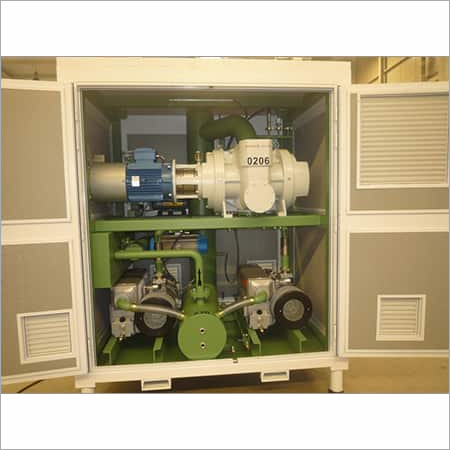 Transformer Vacuum Machine