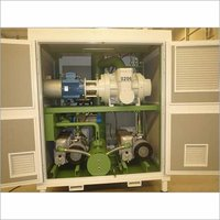 Industrial Transformer Vacuum Machine