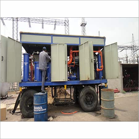 Transformer Oil Filtration Machine Maintenance