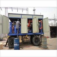 Oil Filtration Machine Repairing