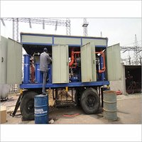 Oil Filtration Machine Repairing